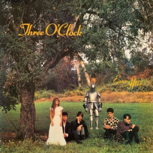 Three O'Clock (The) ‎- Ever After (LP) (VG-EX/VG-)